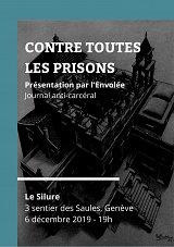 Rencontre contre toutes les prisons le 6.12