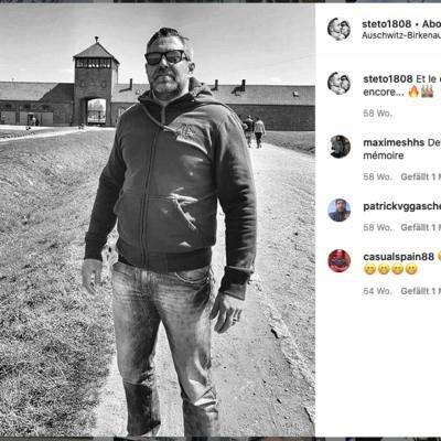 Kunz a Auschwitz